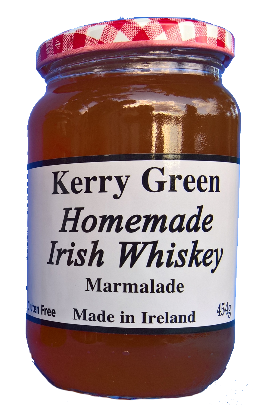 Irish Whiskey Orange Marmalade